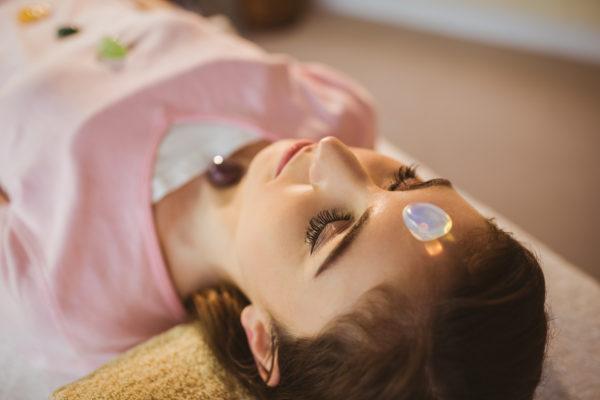 Crystal Healing Temple Meditation