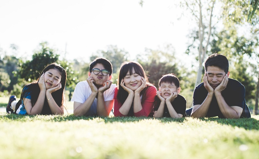 5 Simple Methods to Connect with your Family System